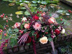 Rouwbloemen herfst Bloemwerk Op Maat