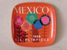 mexico summer olympics XIX 1968