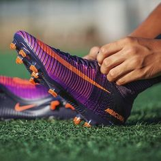 Nike Floodlights Mercurial Superfly V is going to be available at on  Thursday, link is in my bio!