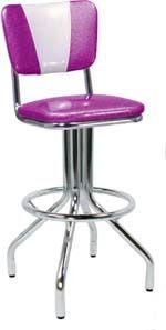 Diner Seat Bar Stool