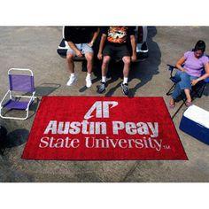 Austin Peay Governors NCAA Ulti-Mat Floor Mat (5x8')