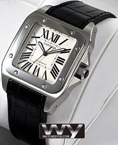 217bc0a7afa5 Cartier Grows the Santos Collection With Chronographs and a Luminous ...