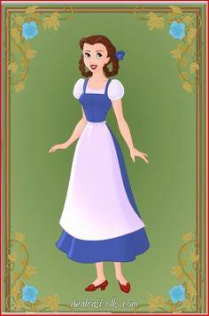 Dorothy... Wizard of Oz