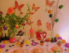 Dulce Fragancia: Decoración de Huevos de Pascua.