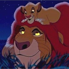 Hannah~Meghan ❤ liked on Polyvore featuring disney, icons, lion king and the lion king