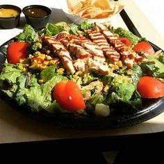 #bajafresh #salad #healthy Restaurant Kitchen, Chicken Salad, Cobb Salad, Salads, Goodies, Fresh, Healthy, Food, Sweet Like Candy