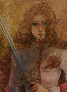 Juri Arisugawa from Revolutionary Girl Utena by Paleozoic on Zerochan