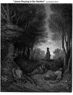 Sorrowful Mysteries: The Agony in the Garden