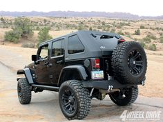 2007 Jeep Wrangler JK Unlimited