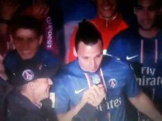 FOOTBALL -  Zlatan Ibrahimovic: Ici ci Paris !  - http://lefootball.fr/zlatan-ibrahimovic-ici-ci-paris/