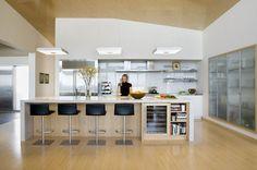 Multi Level Kitchen Island Design Design Ideas, Pictures, Remodel, and Decor - page 3