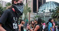 Un documento en poder de autoridades identifica a siete brasileños que participan como asesores de los organizadores de las manifestaciones contra el alza de la tarifa del Metro en el DF.