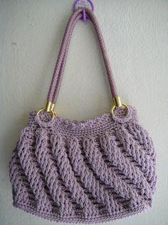 Bolsas al crochet - Imagui