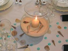 Beach Themed Wedding Decorations - The Wedding Specialists