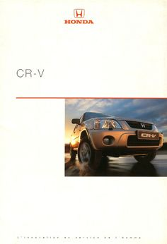honda crv brochure indonesia