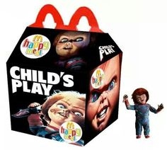 If mcdonalds had horror happy meals