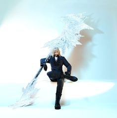"""Snow Villiers from Square Enix's """"Lightning Returns: Final Fantasy XIII"""""""