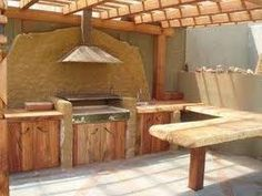 1000 images about quinchos on pinterest outdoor for Bar en casa rustico