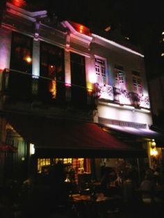 Lapa - Rua do Lavradio