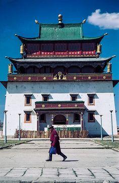 Ganden Hid, Ulaanbaatar