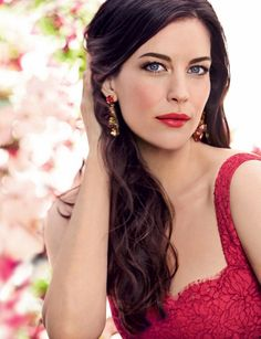 Liv Tyler for Red Magazine July 2014