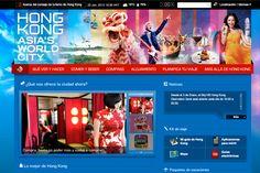 La página web de la Oficina de Turismo de Hong Kong ya está disponible en castellano