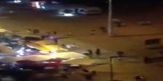 اعتقال 5 فتيات ألمانيات أشعن الهلع بشوارع إسبانيا (فيديو)