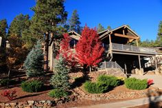 How about a second home in the cool pines? #KnippContracting