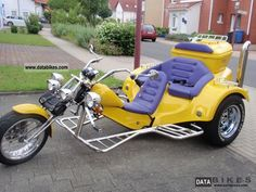 1999 Rewaco  Trike / 3 seater Motorcycle Trike photo