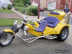 1999 Rewaco  Trike / 3 seater Motorcycle Trike photo