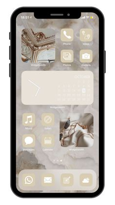Iphone App Design, Iphone App Layout, Iphone Wallpaper Ios, Iphone Home Screen Layout, Iphone Hacks, Phone Organization, Ios Icon, Iphone Icon, Homescreen