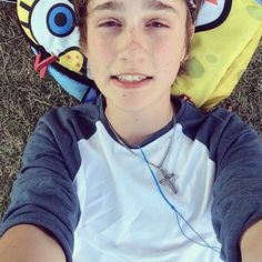 Crawford Collins @crawfordcollins Instagram photos | Websta forget about crawford, THE SPONGEBOB BACK PACK!