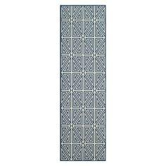 Indoor/Outdoor Diamond Rug : Target