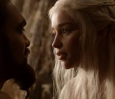 Daenerys And Khal Drogo, Khaleesi, Daenerys Targaryen, I Am A Queen, Emilia Clarke, Skyrim, Blood, Aesthetics, Ice