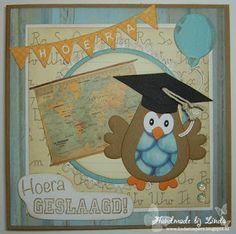 Handmade by Linda Marianne Design, Amber, Cards, Handmade, School, Decor, Cross Stitch Bird, Hand Made, Decoration