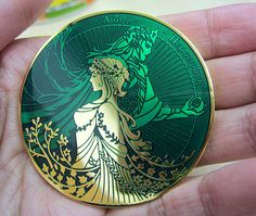 Hades and Persephone coin 3rd minting  SUMMER by sandara3 on Etsy