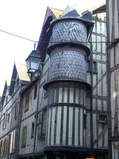 Troyes (France) by Yvette Gauthier, via Flickr