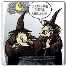 Halloween foodie humor