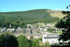 Picture of Rhondda Valley  South Wales