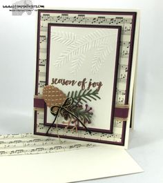 Good morning – again! This is my second post for the day – if you're looking for my Happy Stampers Blog Hop card, check it out here! I was honored and amazed when the talented la…