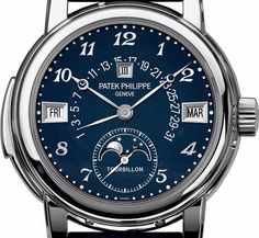 Unique Patek Philippe ref. Minute Repeater Tourbillon Perpetual Calendar in stainless steel for Only Watch 2015 - Monochrome-Watches Patek Philippe, Monochrome Watches, Luxury Watches For Men, Mechanical Watch, Beautiful Watches, Cool Watches, Men's Watches, Unique Watches, Breitling