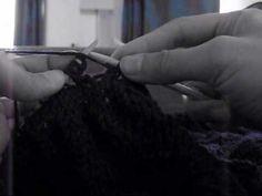 Knit & Purl Backwards - Knitting Without Turning.