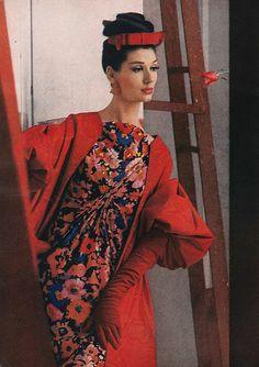 April Harper's Bazaar, 1959