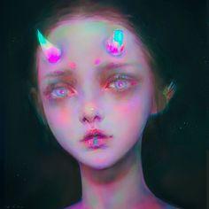 yanjun cheng digital painting