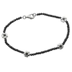 Pulsera Black Diamond Royal Cross
