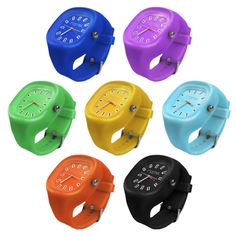 Jelly Watches :)