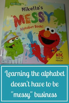 Is your little one learning their alphabet? Put Me in the Story has some great books you can personalize with their favorite Sesame Street friends.