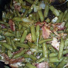 Fried Green Beans recipe snapshot