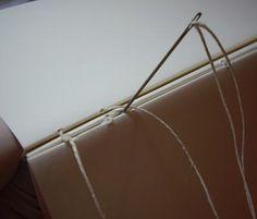 bookbinding-sewing