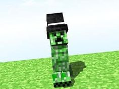 Top hat creeper Minecraft Seeds For Pc ba9d46657889